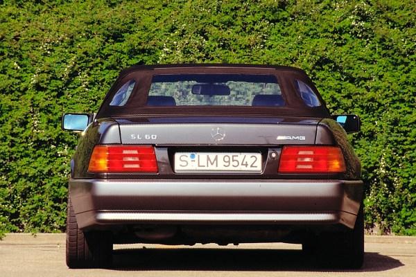 Mercedes Benz SL 2
