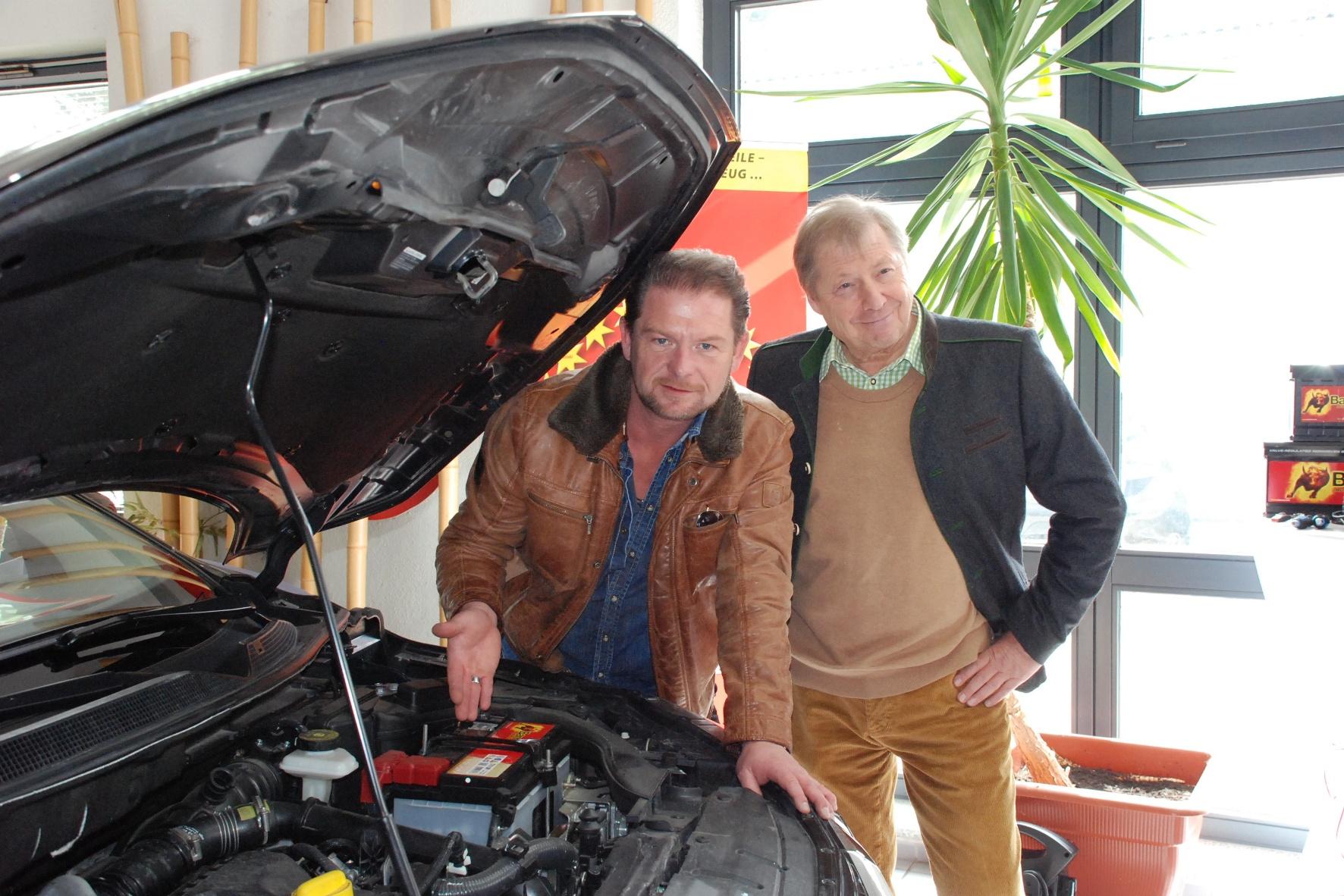 Batterie: Wenn das Auto bei Stromunterbrechung Teile seines Gedächtnisses verliert