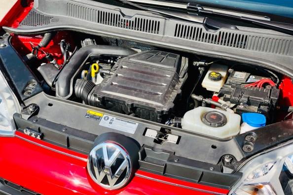 VW URGolf Idee 2 motor