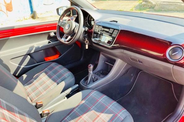 VW URGolf Idee 3 innen