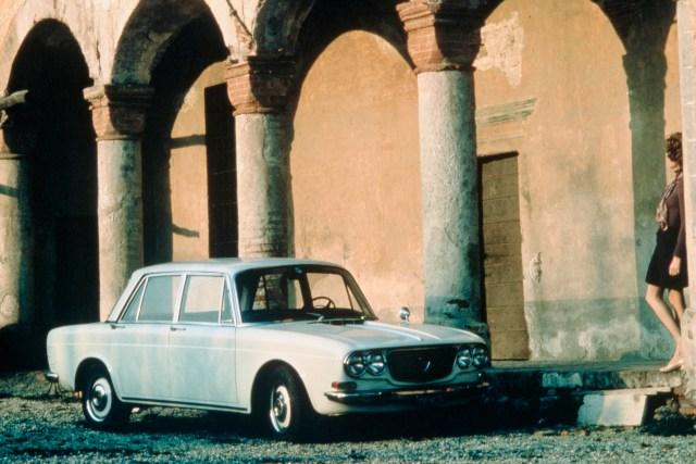 Lancia 7 1907