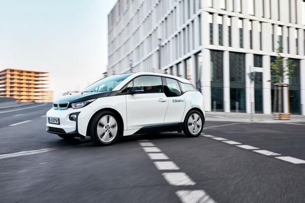 BMW E-auto kein Sexsymbol