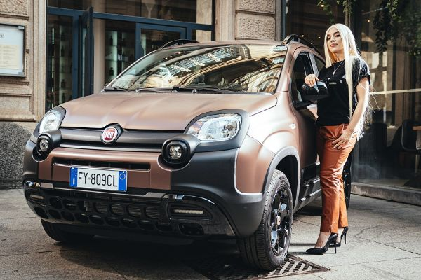Europaweit meistverkauftes City-Car nun auch für Fashion People