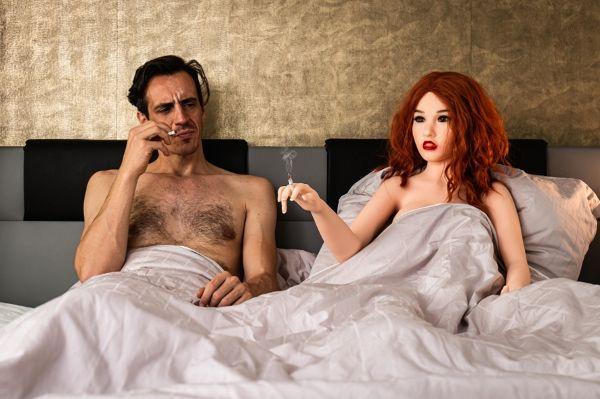 Warum Sexpuppen auf dem Sprung sind, deutsche Betten zu erobern
