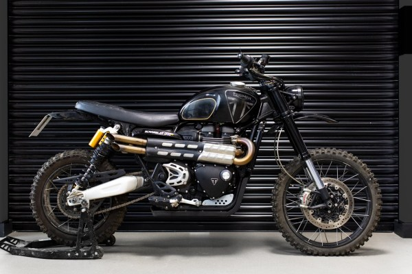 Bond Bike Scramler