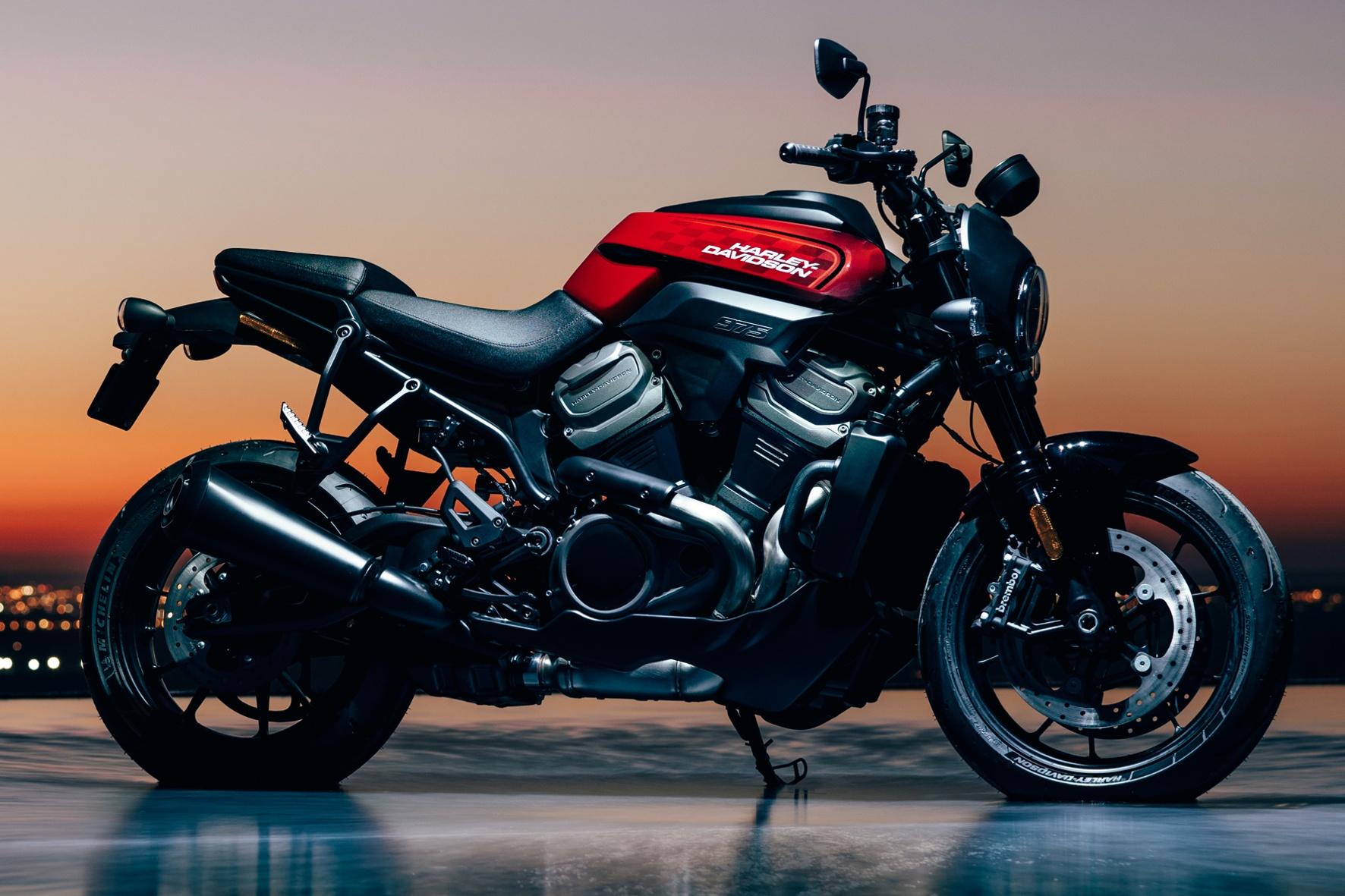 TRD-Motorrad: Mit heißem HD-Duo unterwegs in neue Märkte