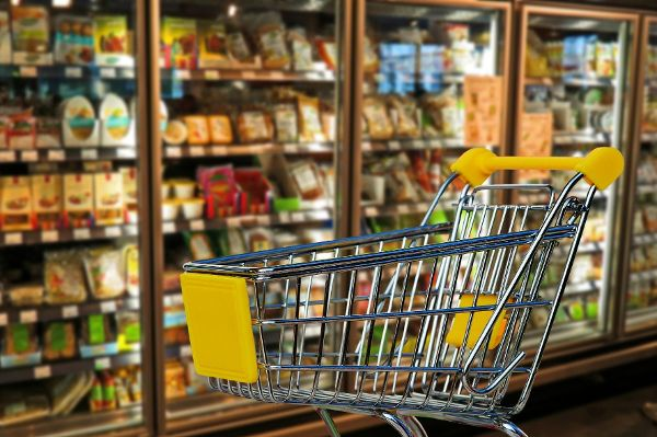 Lebensmittel teurer, Postpakete preiswerter