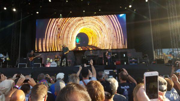 """Deep Purple performed """"Space Truckin"""" Foto: Heinz Stanelle"""