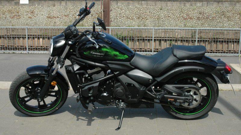 Auf der Suche nach dem passenden Motorrad