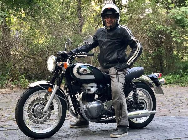 W800 Kawasaki 2