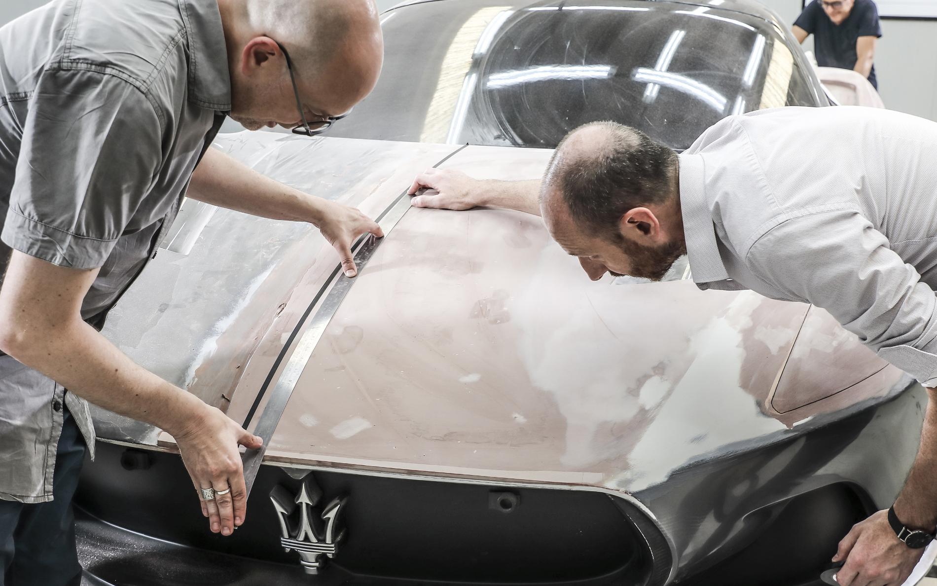 Luxusautos aus Italien