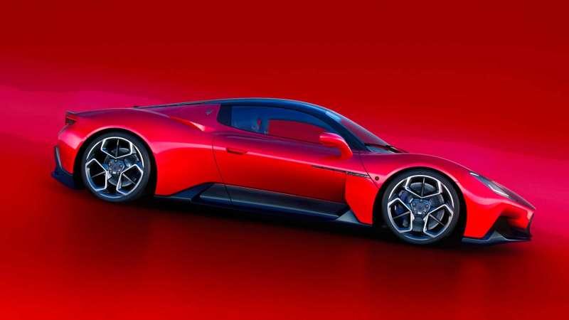 Der Dreizack darf nicht fehlen,).© Maserati / trd mobil