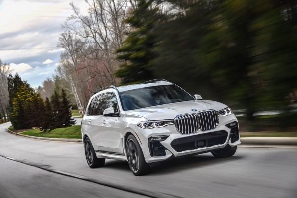 Komfortabel: Der BMW X7 ist erste Wahl für Familien. © BMW / trd mobil