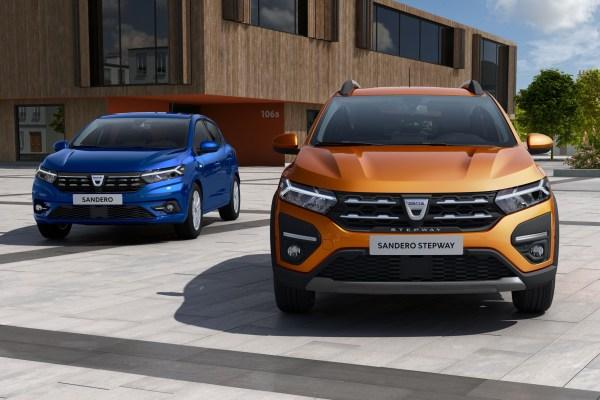 Dacia Imageauto ohne Image