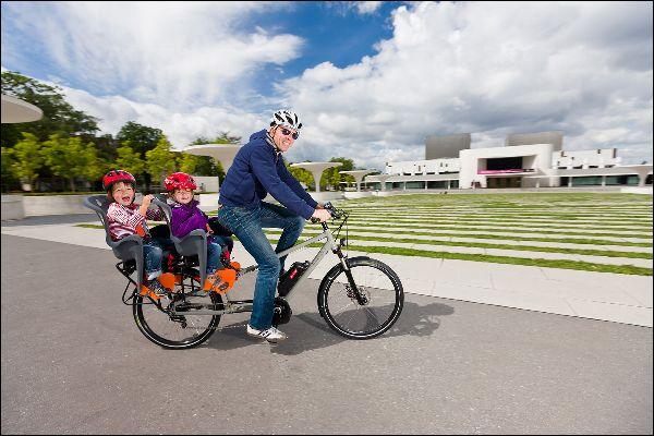 So hat jeder seine Last zu tragen. Eines steht aber in jedem Fall fest: Lasten-Fahrräder in Deutschland liegen voll im Trend. © www.pd-f.de_r-m