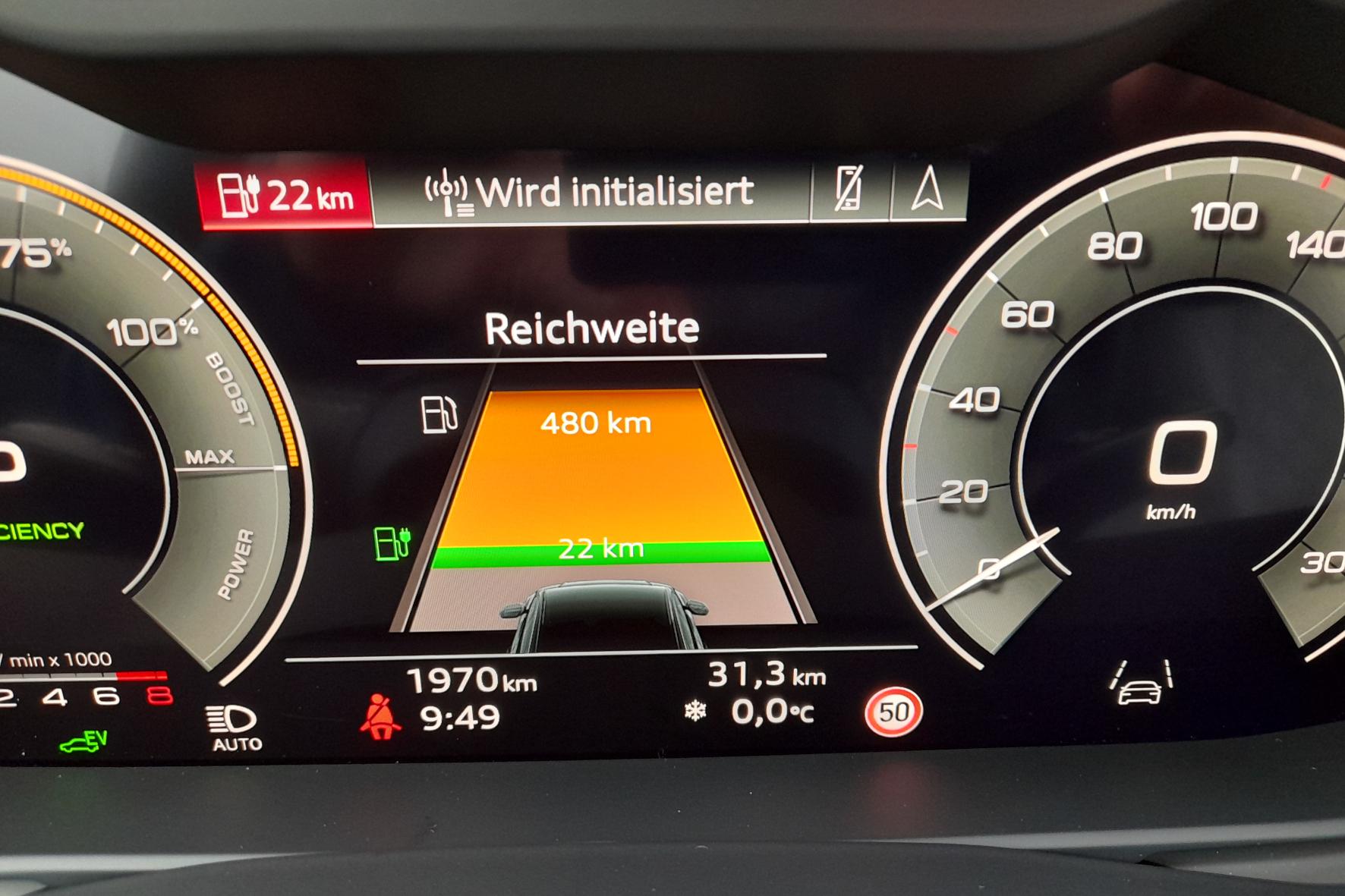 Plug-in-Zuwachs bei Ingolstädter Nobel-SUV-Versionen