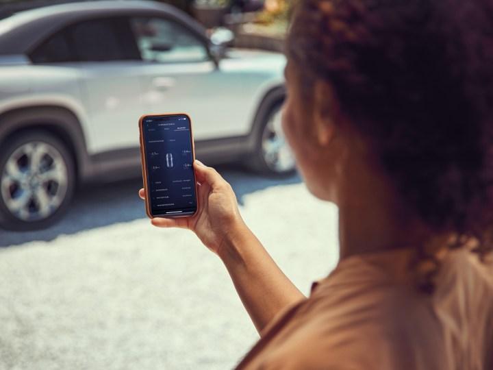 Die Mazda-App bekommt neue Funktionen. © Mazda 7 TRD MOBIL