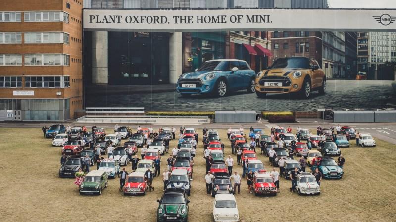 Das Zuhause der BMW-Marke Mini ist das englische Oxford. © BMW / TRD Wirtschaft und Soziales