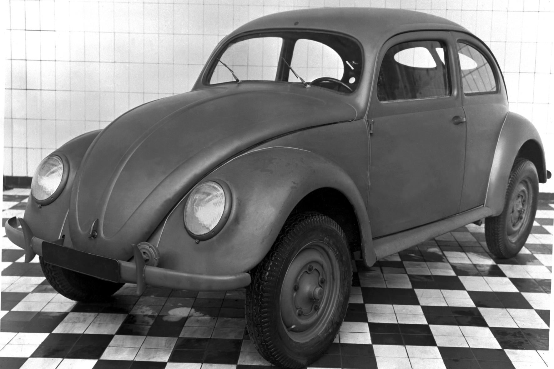 Vor 75 Jahren ging der VW Käfer in Serie
