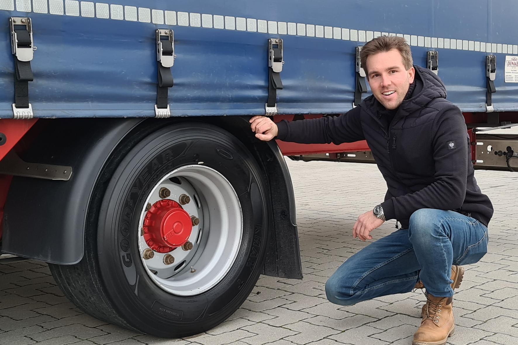 Trucker, Transporter und Assistenzsysteme
