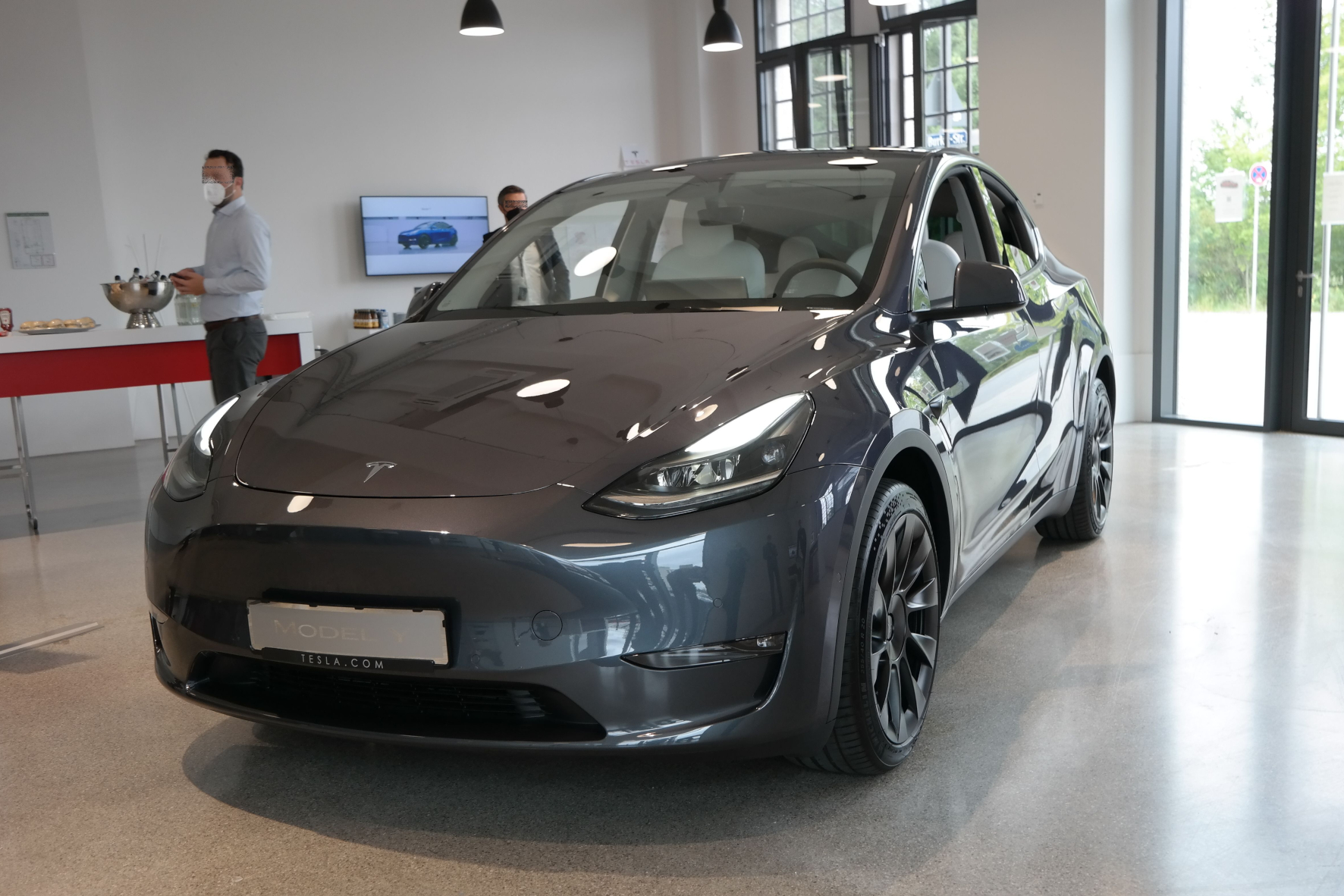 Neues Kompakt-SUV-Modell von Elon Musk