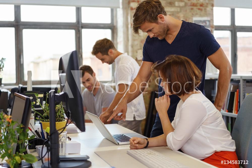 """In der Kreativschmiede """"Hamburg"""" fühlen sich die Mitarbeiter am wohlsten"""