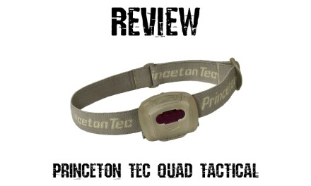 Princeton Tec Quad Tactical