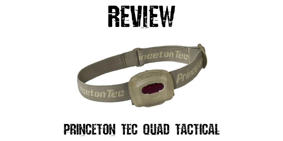 Princeton Tec Quad Tactical