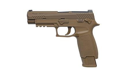 U.S. Army: Beretta M9 & SIG P320 : les raisons d'un changement