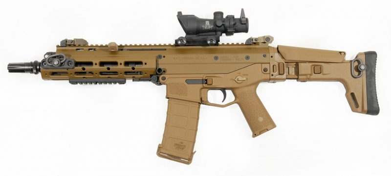 Bushmaster Remington ACR (Image Military Today).