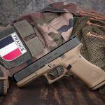 PSA Glock 17 Gen 5 Armée Française : toutes les images