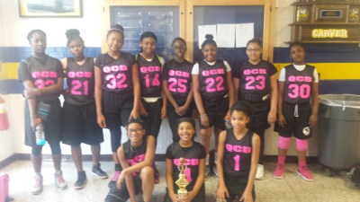 Queen City Ballers Girls 2017