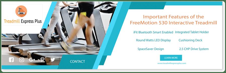 FreeMotion 530 Treadmill