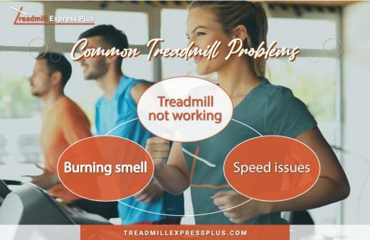 Treadmill Maintenance - The Common Treadmill Problems