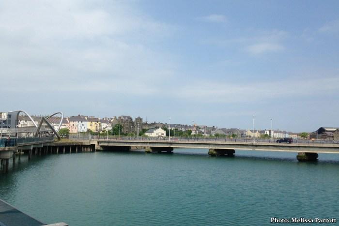 Holyhead Port - Anglesea