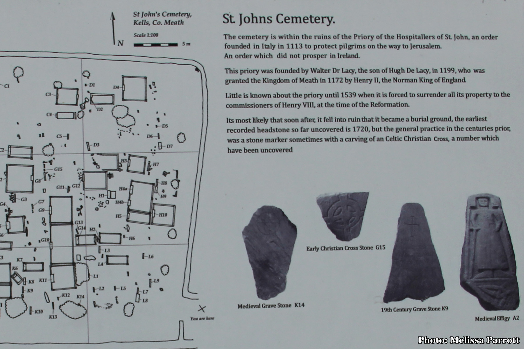 Cemetery Map
