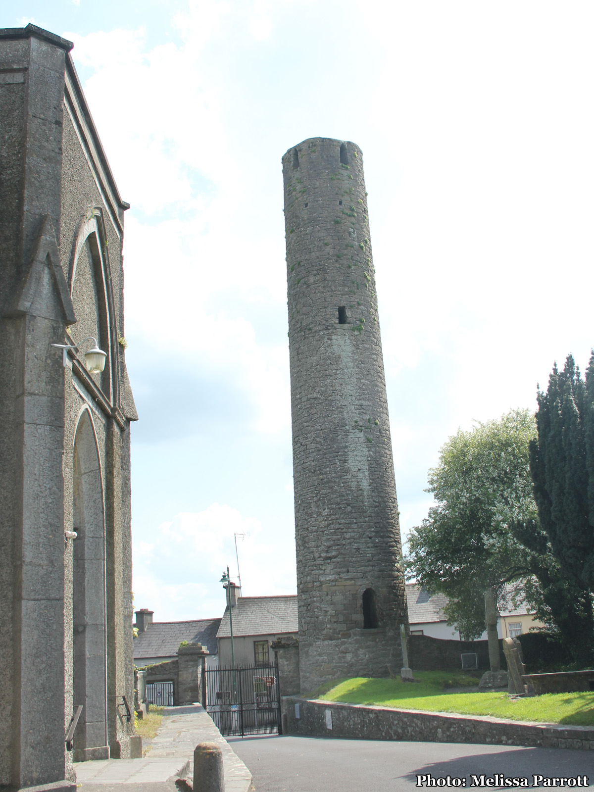 The Round Tower of Kells