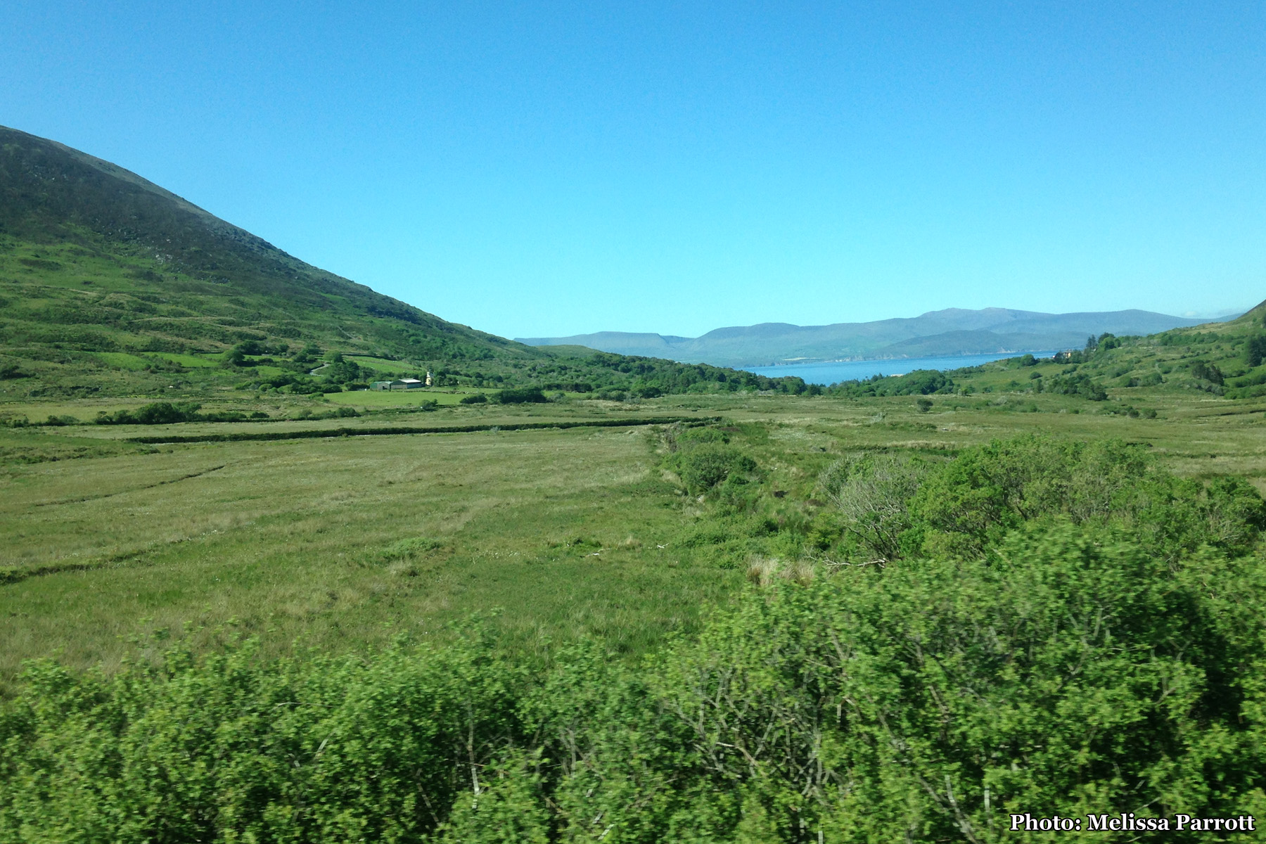 Ring of Kerry, approaching Cahersiveen