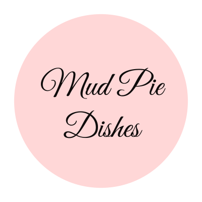 Mud Pie Dishes