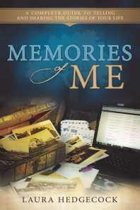 Books by Laura Hedgecock Memories of Me Cover