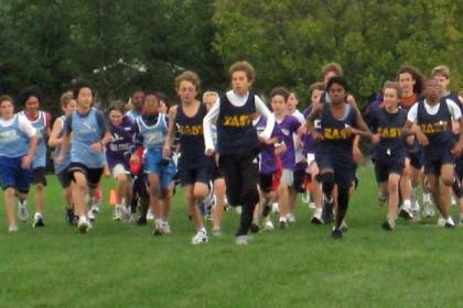 Cross-Country race