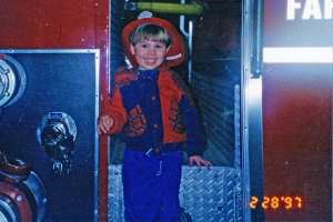 Hopes and Dreams of becoming a fire fighter
