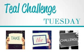 Ovarian Cancer Teal Tuesday Challenge
