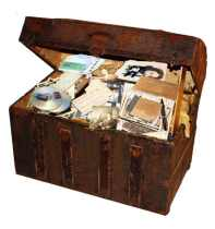 Introducing Memories of me and keeping Treasure Chest