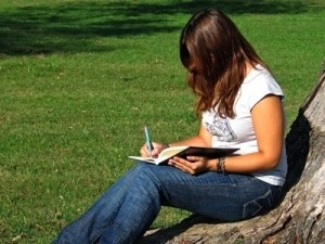 Journaling to tell stories