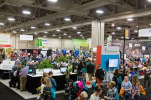 RootsTech Conference Exhibit Hall
