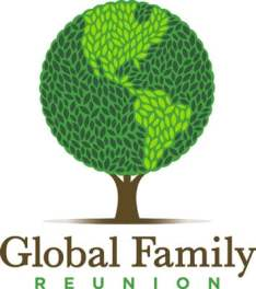 Global Family Reunion logo
