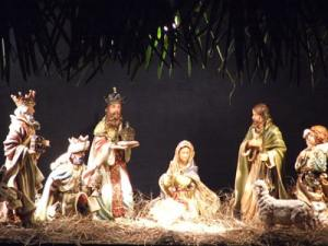 Manger scene- stories worthy of the nativity