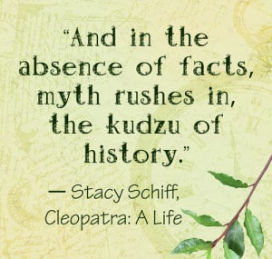 Misrepresenting the past and preventing myths