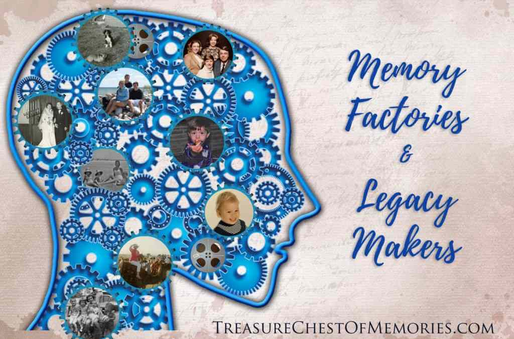 On Memory Factories and Legacy Makers